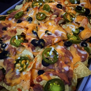 Gameday nachos!